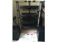 Pioneer hifi separates for sale