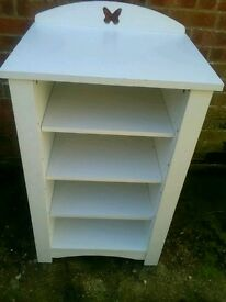 Excellent condition shabby chic unit cabinet