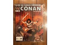 Savage Sword of Conan Issue 146