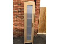 Wooden Shelved Unit. Used but in good condition. Ideal for books etc.