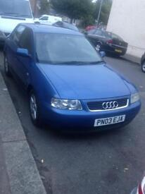Audi A3 1.9 2003 Diesel For Sale