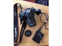Canon EOS 1100D DSLR Camera for sale, used but in Very Good Condition.