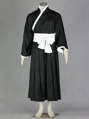 Bleach Kuchiki Rukia Renji Shinigami Cosplay Kostüm costume uniform (Shinigami Cosplay Kostüm)