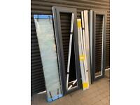 French patio door side panels