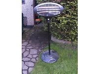 Electric Quartz Bulb Patio Heater