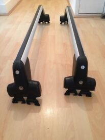 Genuine vw golf mk4 roof bars for sale