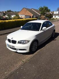 BMW 123 d m sport coupe