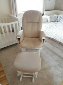 Bambini Rocking Chair and Stool