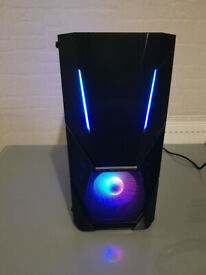 Gaming pc i5-4690k quad-core 3.5ghz gtx 1060 6gb 16gb ram 480 gb ssd