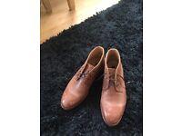 Hudson men's boots