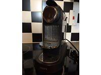 Krups Grey Citiz Nespresso Coffee Machine