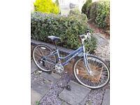 Ridgeback Motion 15 inch ladies bike in excellent condition