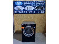 Hoover A+++ 8kg 1400RPM Washing Machine - DXCC48B3