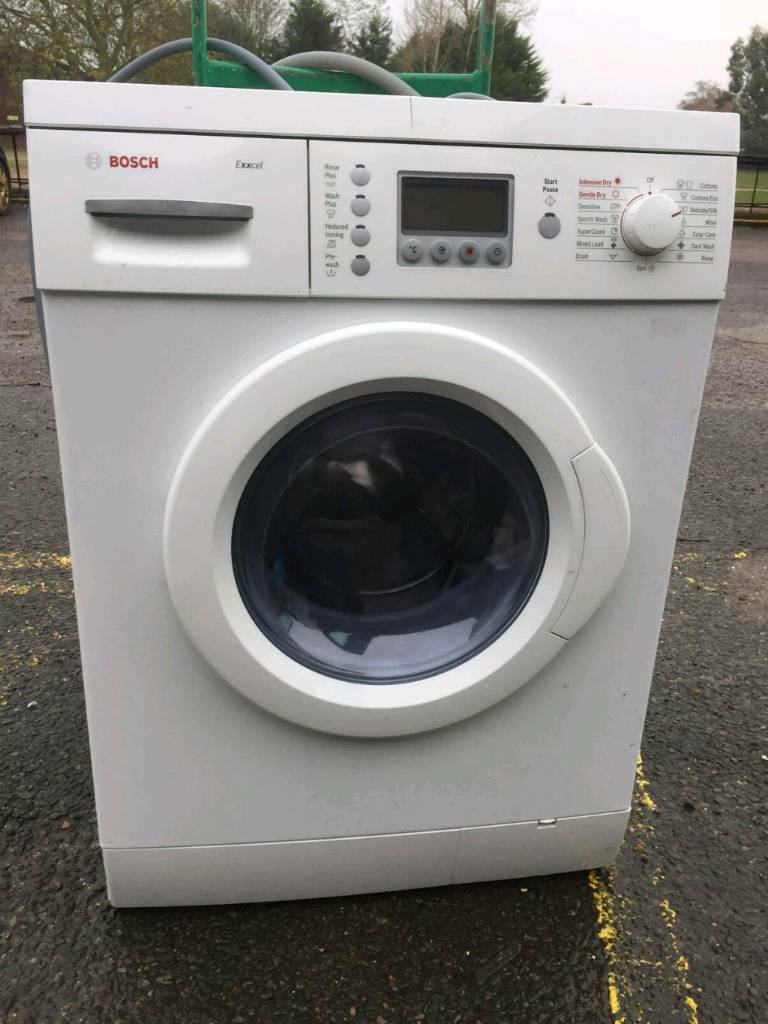 Bosch Washer Dryer Delivery Available