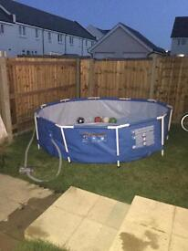 Swimming pool sold