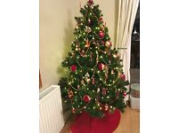 Artificial 6 ft Christmas Tree