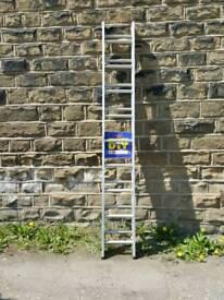 Abru Stairmaster 2.59 m extendable ladder
