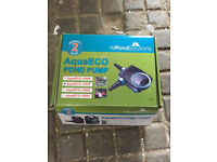 AquaECO 12000 L/H Pond Pump