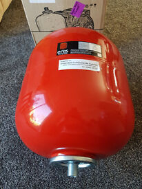 New and unsued - Altecnic -ERES 24l heating expansion vessel