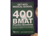 iSC Medical 400 BMAT Practice Questions