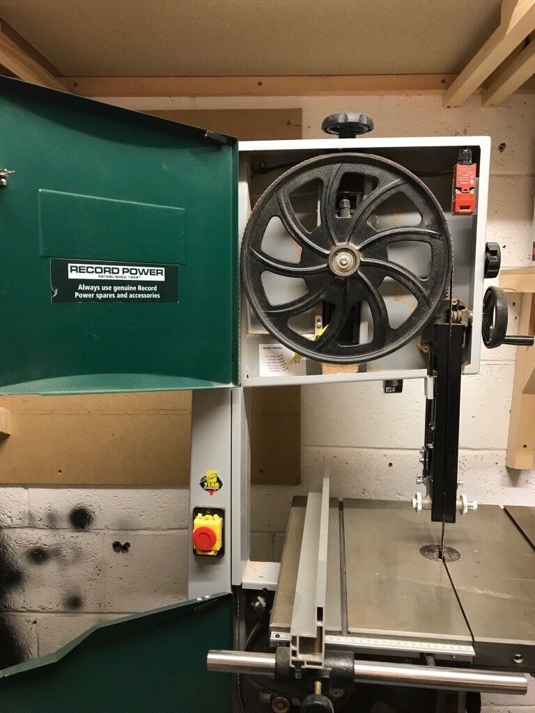 Record Power BS350S Bandsaw