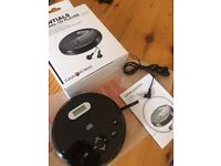 Personal CD Player - SAT testing approved type