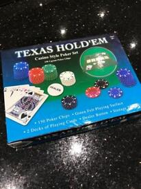 Poker Starter set