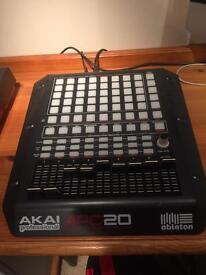 Akai APC20 Ableton Controller