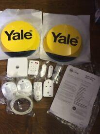 Yale SR340 smart home alarm system