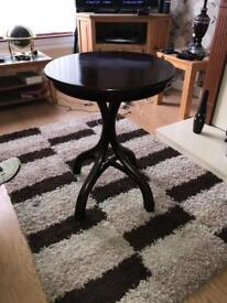 Antique Bentwood Table