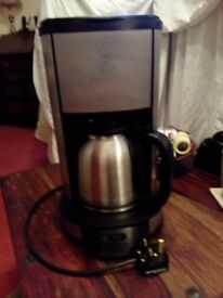 Filter Coffee Maker....used but in good condition