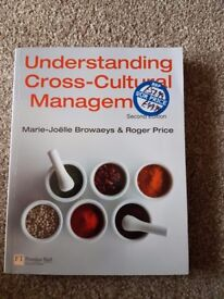 Understanding Cross-Cultural Management book