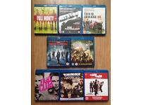 £30 for ALL or £4 EACH! Various Mixed Blu Ray Movies Like New!