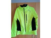 Hi Viz Cycling Jacket Mens