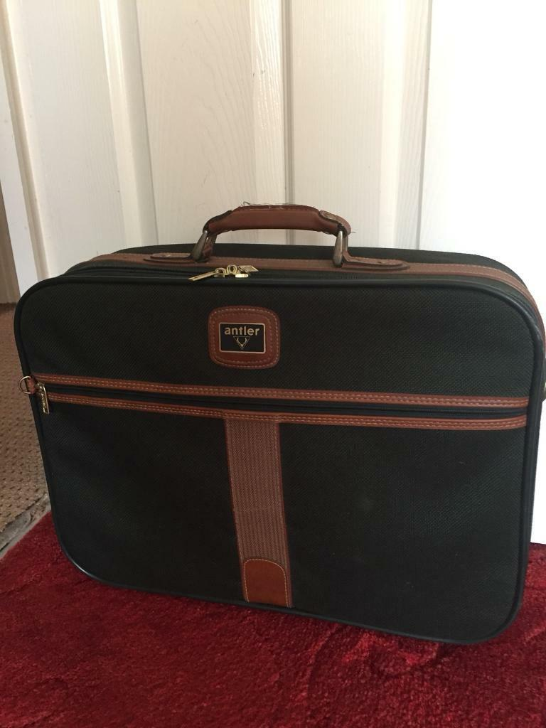 Antler Suitcase in Excellent Condition