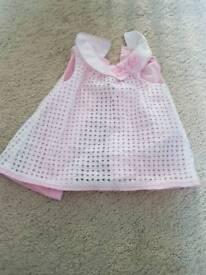 mayoral baby girl dress