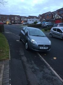 Fiat punto 1.2 very cheap car low milage