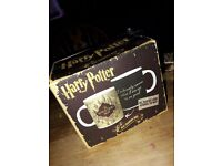 Harry Potter Marauders Map heat changing mug