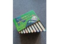 Lemony Snicket - A Series of Unfortunate Events BOX SET + 3 more