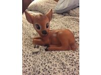 Rare Deer / baby fawn light - kitsch / kids