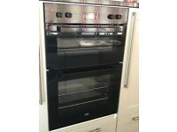 Beko Double Electric Integrated Oven