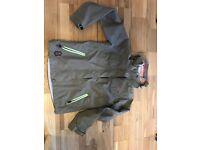 Waterproof jacket 10 years