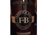 Farrow & Ball probably the best paint on the market . + other Materials wallpaper etc .