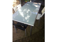 Nice Ikea dining table for sale!new lower price!