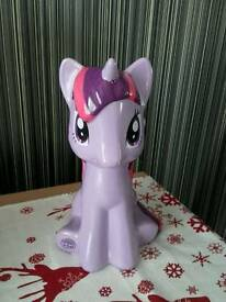 My little pony money pot