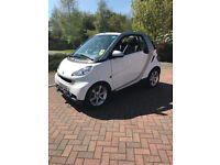 Smart Car Fortwo 0.80 CDI Pulse CABRIOLET 2010 - STUNNER! - Incl. Braked A Frame