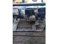 Stephill gx160 petrol generator