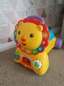 Fisher price 3in1 Sit, Stride and Ride Lion