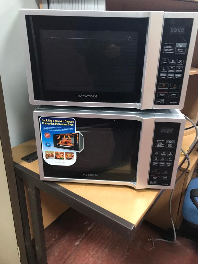 Microwave OvenGrillin Smithdown Road, MerseysideGumtree - We have in stock (Each)Quality used office furniture in good conditionEachBuyer can collect or we can can arrange delivery at additional costCall/txt/emailAndy on07711 965422OrCath on07521072293OrCall/txt/email