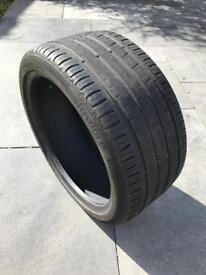 255/35r18 Y Tyre Barum Bravuris 3HM (Continental)